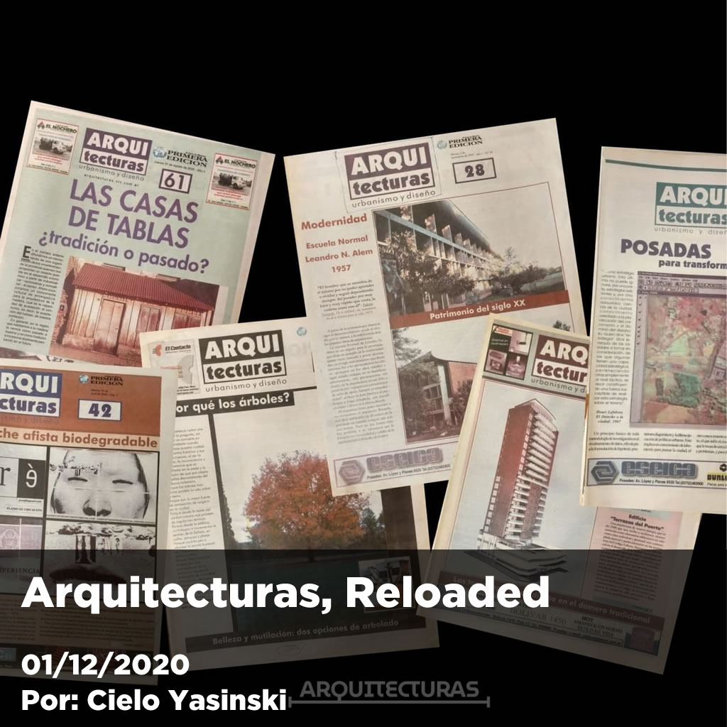Arquitecturas, Reloaded